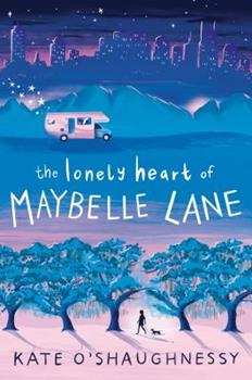 Hardcover The Lonely Heart of Maybelle Lane Book