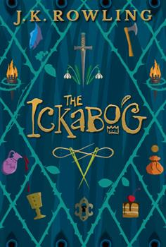 Hardcover The Ickabog Book