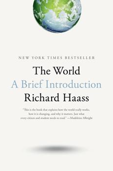 Hardcover The World : A Brief Introduction Book