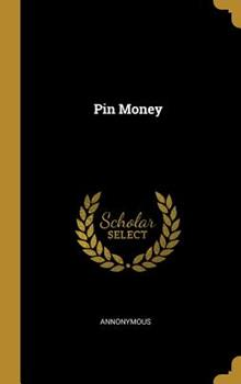 Hardcover Pin Money Book