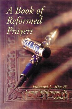 Paperback Book of Reformed Prayers Book