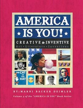 Paperback America Is You!: Creative & Brilliant Book