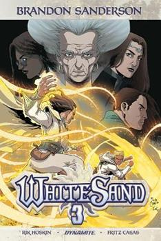 White Sand, Volume 3 - Book  of the Cosmere