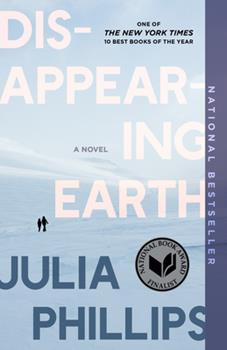 Paperback Disappearing Earth Book