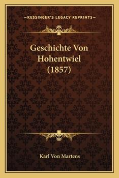 Paperback Geschichte Von Hohentwiel Book