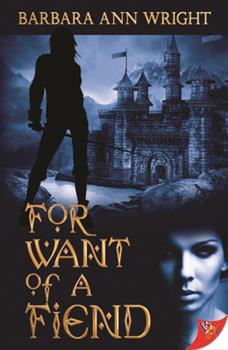 Paperback For Want of a Fiend Book