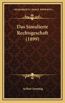 Hardcover Das Simulierte Rechtsgeschaft Book