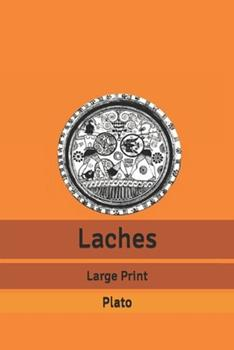 Paperback Laches: Large Print [Large Print] Book