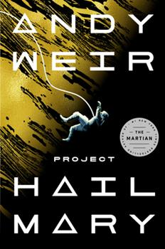 Hardcover Project Hail Mary Book