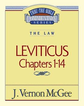 Leviticus I - Book #6 of the Thru the Bible