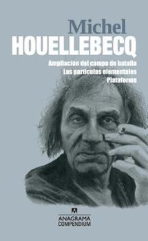 Compendium Michel Houellebecq 8433959638 Book Cover