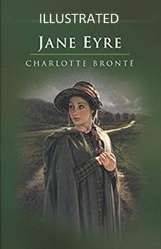 Paperback Jane Eyre Illustrated Book