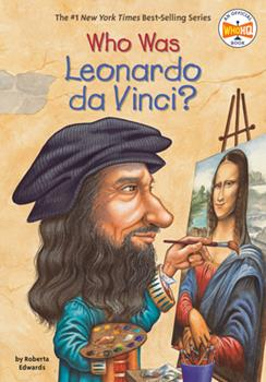 Paperback Who Was Leonardo Da Vinci? Book