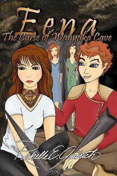 Eena, The Curse of Wanyaka Cave - Book #3 of the Harrowbethian Saga