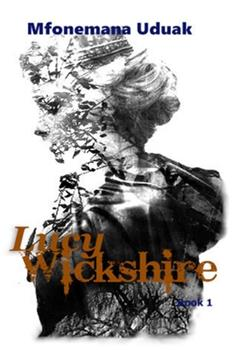 Paperback Lucy Wickshire [Large Print] Book