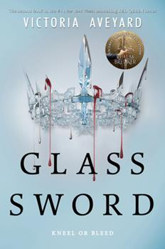 Glass Sword - Book #2 of the Red Queen