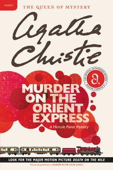 Paperback Murder on the Orient Express Book