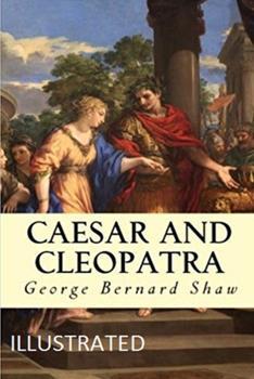 Paperback Caesar and Cleopatra Illustrated Book