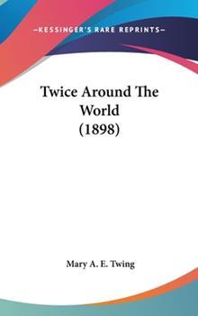 Hardcover Twice Around the World Book