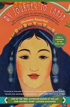 Paperback My Journey to Lhasa: The Classic Story of the Only Western Woman Who Succeeded in Entering the Forbidden City Book