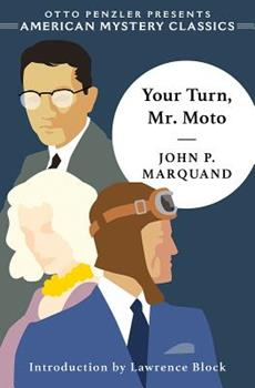 Your Turn, Mr. Moto 1613161565 Book Cover
