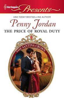 The Price of Royal Duty - Book #1 of the Santina Crown