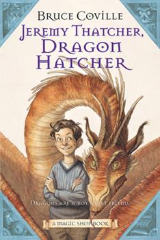 Jeremy Thatcher, Dragon Hatcher - Book #2 of the Magic Shop