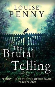 Paperback The Brutal Telling Book