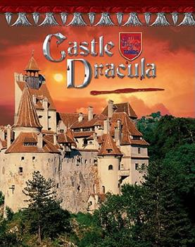Castle Dracula: Romania's Vampire Home - Book  of the Castles, Palaces & Tombs