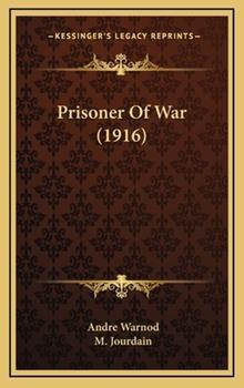 Hardcover Prisoner of War Book