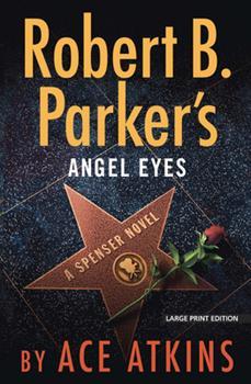 Robert B. Parker's Angel Eyes 1432872087 Book Cover
