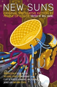 New Suns: Original Speculative Fiction by People of Color 1781085781 Book Cover