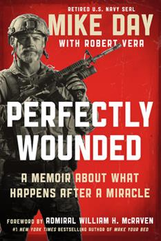 Hardcover Perfectly Wounded : A Memoir about What Happens after a Miracle Book