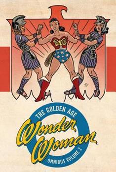 Hardcover Wonder Woman: The Golden Age Omnibus Vol. 2 Book
