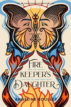 Hardcover Firekeeper's Daughter Book