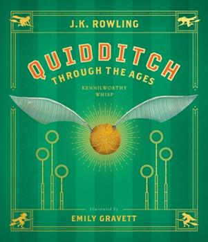 Quidditch Through the Ages - Book  of the Hogwarts Library