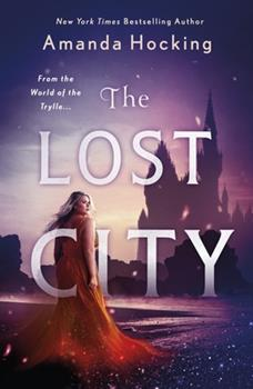 Paperback The Lost City : The Omte Origins (from the World of the Trylle) Book