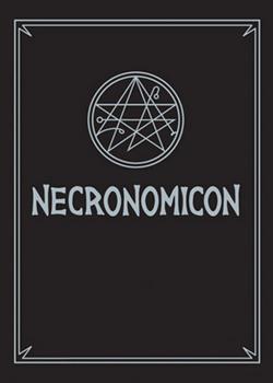 Hardcover Necronomicon Book