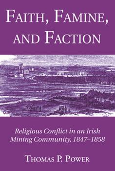 Paperback Faith, Famine, and Faction Book
