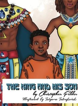 Hardcover The King and His Son Book