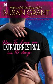 How to Lose an Extraterrestrial in 10 Days 0373772416 Book Cover