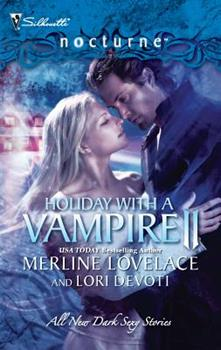 Holiday with a Vampire II 0373618018 Book Cover