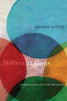Paperback Different Gods: Integrating Non-Christian Minorities Into a Primarily Christian Society Book