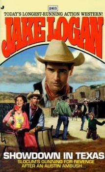 Showdown in Texas - Book #263 of the Slocum