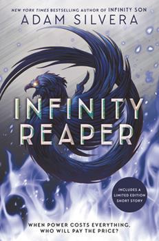 Hardcover Infinity Reaper Book