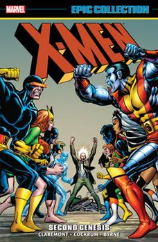 X-Men Epic Collection Vol. 5: Second Genesis - Book #1 of the Marvel Team-Up 1972