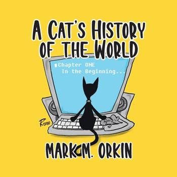 Paperback A Cat's History of the World Book