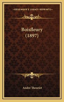 Hardcover Boisfleury Book