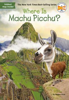 Paperback Where Is Machu Picchu? Book