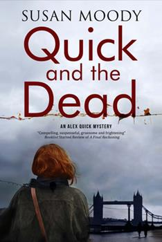Paperback Quick and the Dead : A Contemporary British Mystery Book